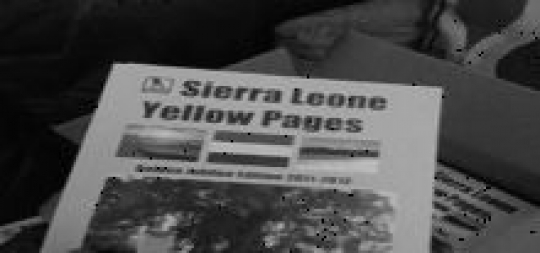 Sierra Leone Yellow Pages
